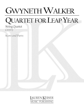 Product Cover for Quartet for Leap Year