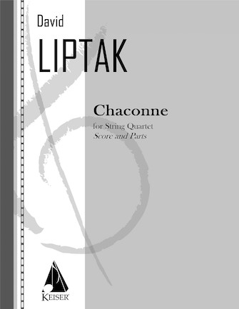 Product Cover for Chaconne