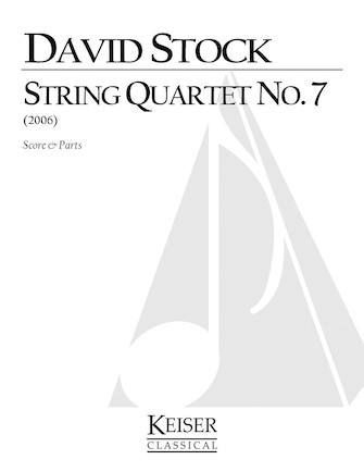 Product Cover for String Quartet No. 7