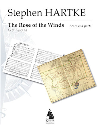 Product Cover for The Rose of the Winds