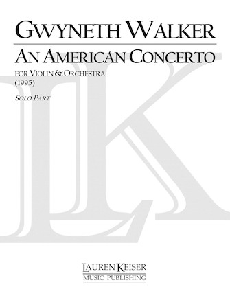 Product Cover for An American Concerto for Violin