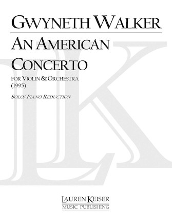 Product Cover for An American Concerto (Piano Reduction)