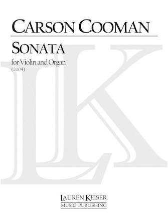 Product Cover for Sonata for Violin and Organ