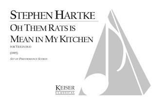 Product Cover for Oh Them Rats Is Mean in My Kitchen