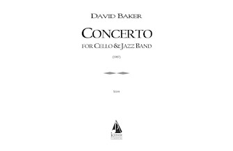 Product Cover for Concerto for Cello and Jazz Band