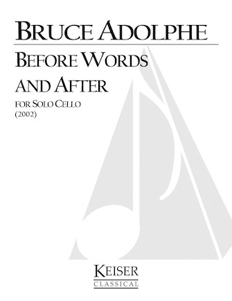 Product Cover for Before Words and After