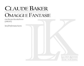 Product Cover for Omaggi e Fantasie