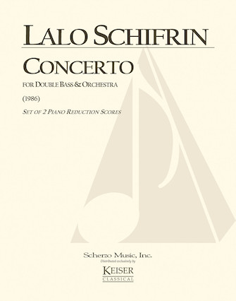 Product Cover for Concerto for Double Bass and Orchestra