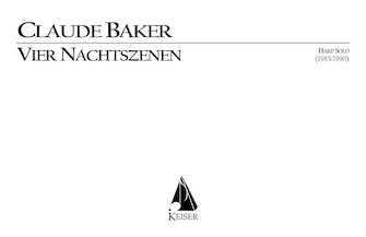 Product Cover for Vier Nachtszenen