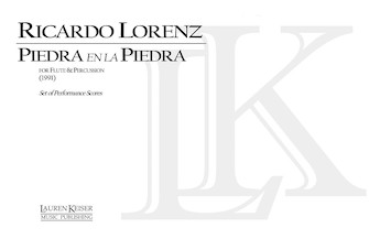 Product Cover for Piedra en la Piedra