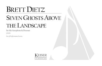 Product Cover for 7 Ghosts Above the Landscape