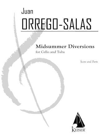 Product Cover for Midsummer Diversion, Op. 99