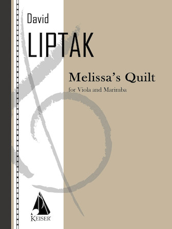 Product Cover for Melissa's Quilt for Viola and Marimba