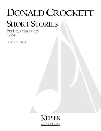 Product Cover for Short Stories for Flute, Viola and Harp