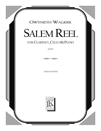 Product Cover for Salem Reel for Clarinet, Cello and Piano