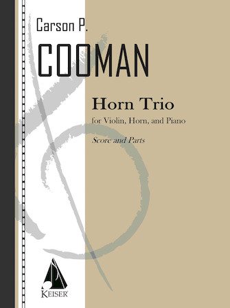 Product Cover for Horn Trio