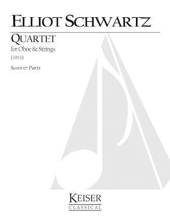 Product Cover for Quartet for Oboe and Strings