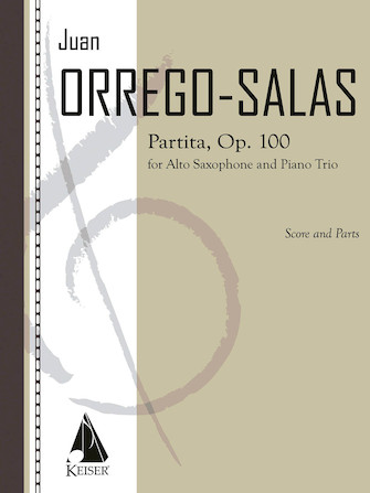 Product Cover for Partita, Op. 100