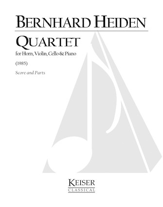 Product Cover for Quartet for Horn and Piano Trio