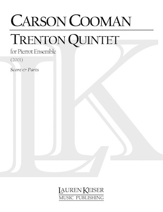 Product Cover for Trenton Quintet