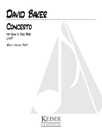 Product Cover for Concerto for Violin and Jazz Band