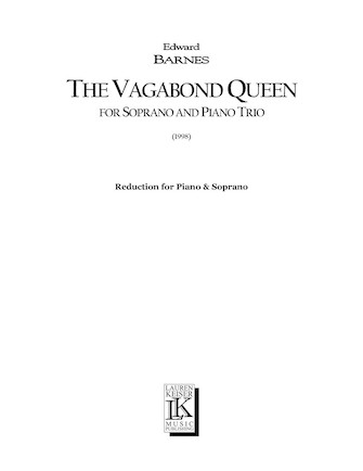 Product Cover for The Vagabond Queen