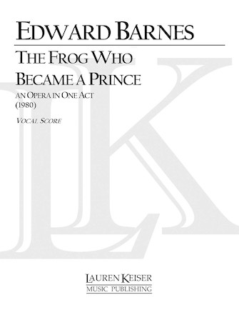 Product Cover for The Frog Who Became a Prince
