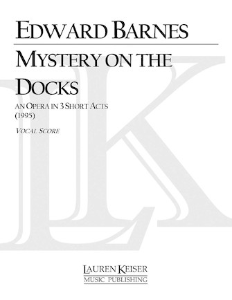 Product Cover for Mystery on the Docks
