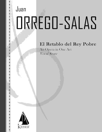 Product Cover for El Retablo del Rey Pobre (The Dawn of the Poor King)