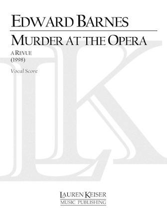 Product Cover for Murder at the Opera: A Revue