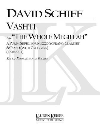 Product Cover for Vashti