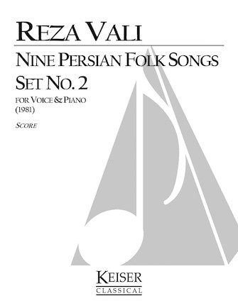 Product Cover for Nine Persian Folk Songs: Set No. 2