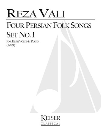 Product Cover for Four Persian Folk Songs: Set No. 1