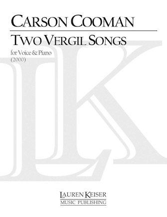 Product Cover for Two Vergil Songs