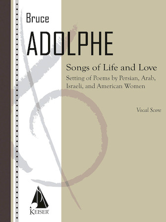 Product Cover for Songs of Life and Love: Settings of Poems by Persian, Arab, Israeli, and American Women