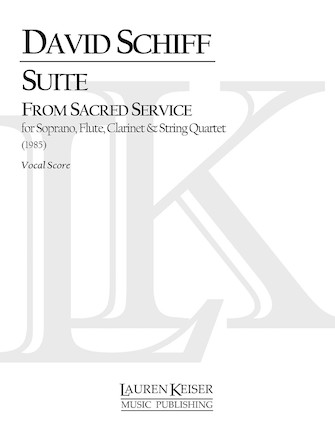 Product Cover for Suite from Sacred Service