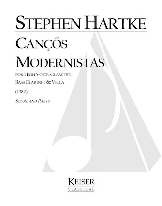 Product Cover for Cancös Modernistas