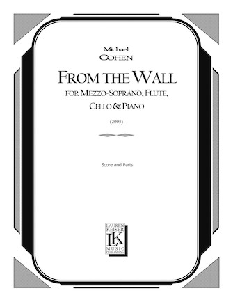 Product Cover for From the Wall