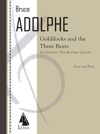 Product Cover for Goldilocks and the Three Bears
