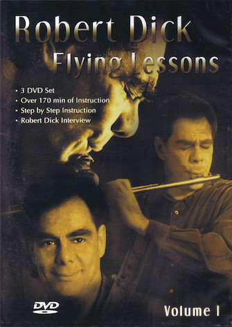 Product Cover for Flying Lessons 3 DVD Set