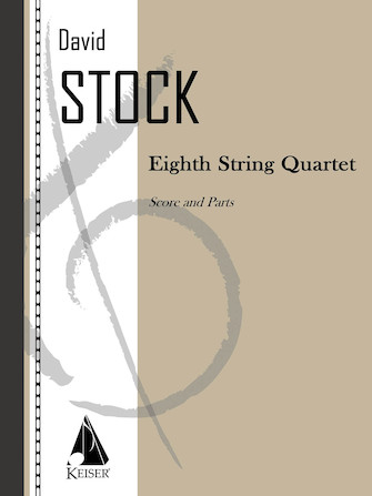 Product Cover for Eighth String Quartet