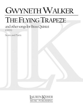 Product Cover for The Flying Trapeze Brass Quintet