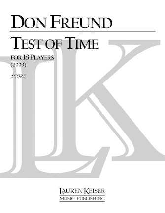 Product Cover for Test of Time