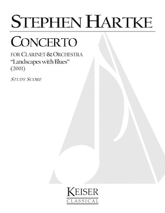Product Cover for Concerto for Clarinet: Landscape with Blues