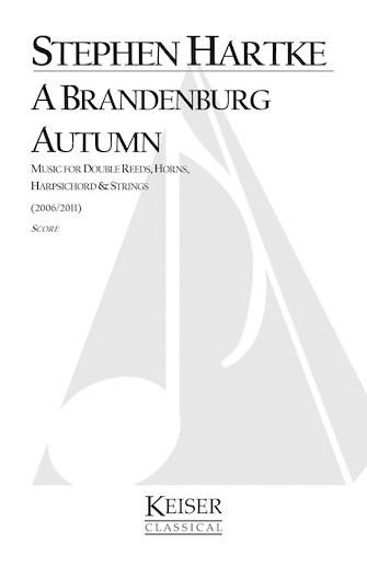 Product Cover for A Brandenburg Autumn