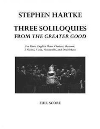Product Cover for 3 Soliloquies from The Greater Good