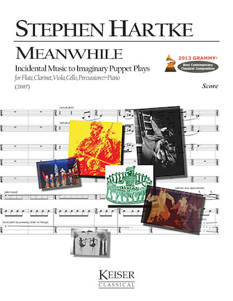 Product Cover for Meanwhile: Incidental Music to Imaginary Puppet Plays