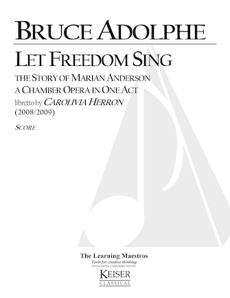 Product Cover for Let Freedom Sing: The Story of Marian Anderson