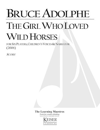 Product Cover for The Girl Who Loved Wild Horses