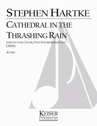 Product Cover for Cathedral in the Thrashing Rain
